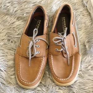 Sperry shoes boys 5.5